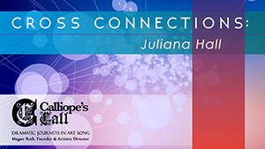 Cross Connections Juliana Hall Banner