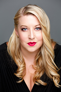Headshot of Laura Strickling